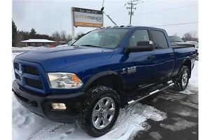 2015 RAM 2500 SLT Outdoorsman, Heat Steering