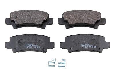 Bremsbelagsatz, Bremsbeläge / HINTEN, HA   Toyota Corolla ()