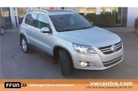 2011 Volkswagen Tiguan 2.0 TSI Highline FRESH TRADE AND PST PAID