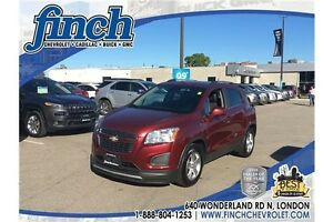 2013 Chevrolet Trax 2LT 2LT FWD|BLUETOOTH|BOSE|SUNROOF