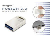 integral metal fusion 16gb usb 3.0 2x £8 each ,BRAND NEW