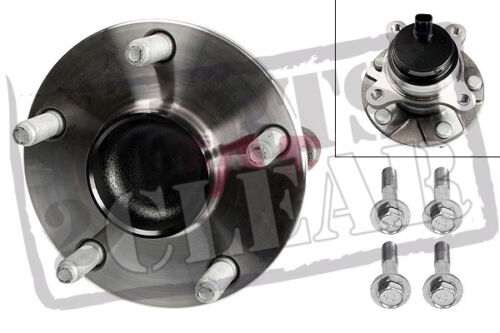 Lexus Gs 300 430 450 Is 200D 220D 250C 250 Front Wheel Bearing Hub Kit Abs 05-