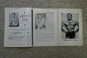 Rare Wrestling Book For Sale. Locally Published $20 OBO London Ontario image 2