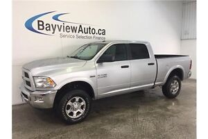 2016 Dodge RAM 2500 OUTDOORSMAN - HEMI! ALLOYS!  CREW CAB! 4x4!