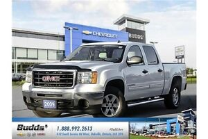 2009 GMC Sierra 1500 SLE Safety and E-Tested