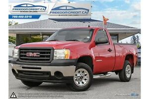 2011 GMC Sierra 1500 WT SHORT BOX