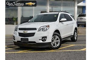 2015 CHEVROLET EQUINOX 2LT***FRESH TRADE IN!!!***