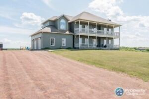 WOW! On a 'residents only' lane sits this 6 bdrm/4 bath beauty