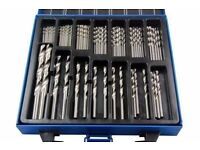 BERGEN 99PC HSS METRIC DRILL BITS SET Brand New Set