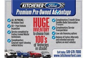 2012 Ford F-150 XLT/CREW/4X4/3.5 ECO/TOW PCKG/ALLOYS/ Kitchener / Waterloo Kitchener Area image 15