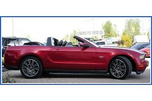 2010 Ford Mustang GT CONVERTIBLE!!/5 SPD/LEATHER/HTD SEATS/NA... Kitchener / Waterloo Kitchener Area image 3