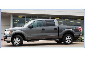 2012 Ford F-150 XLT/CREW/4X4/3.5 ECO/TOW PCKG/ALLOYS/ Kitchener / Waterloo Kitchener Area image 4