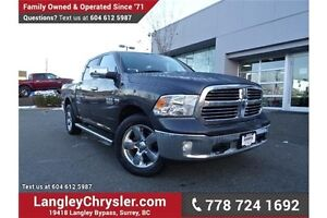 2015 RAM 1500 SLT LOCALLY DRIVEN & ONE PREVIOUS OWNER