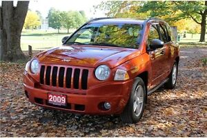 2009 Jeep Compass Sport/North | ONLY 97K | CERTIFIED + E-Tested