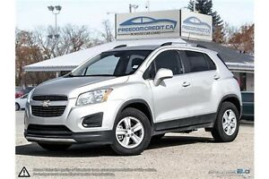 2013 Chevrolet Trax 1LT All Wheel Drive (Great for Winter Roads)