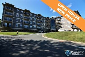 NEW PRICE & OPEN HOUSE! Large executive 2 bed condo