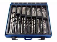 BERGEN 99PC HSS METRIC DRILL BITS SET Brand New Set