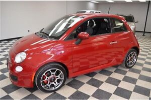 2015 Fiat 500 Sport - Bluetooth***A/C***Leather