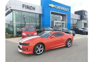 2010 Chevrolet Camaro SS V8|SUNROOF|BOSTON AUDIO|RS APPEARANCE