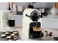 Inissia Cream by Krups - coffee machine - Nespresso - New in Box