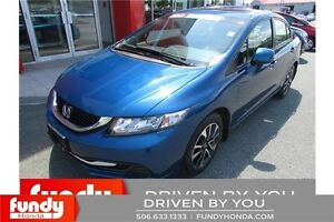 2013 Honda Civic EX HEATED SEATS - BLUETOOTH - STREAMING AUDIO!