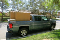 Delivery-Junk Removal *$75 Available Today/everyday 780-200-2656