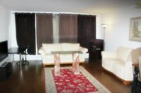 Short/LONG/court term CLASS CoNdO furnished or not 5min Downtown