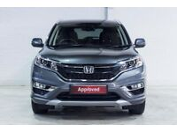 Honda CR-V I-DTEC SR (grey) 2017