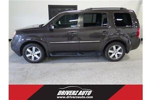 2012 Honda Pilot Touring SUNROOF, LEATHER, NO ACCIDENTS