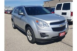 2011 Chevrolet Equinox LS LS   Bluetooth   CERTIFIED + E-Tested Kitchener / Waterloo Kitchener Area image 11