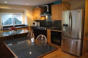 Furnished Bright Bedroom For Male Student Roommate – Near SFU