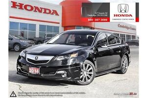 2014 Acura TL A-Spec LEATHER INTERIOR | POWER SINROOF | PUSH...