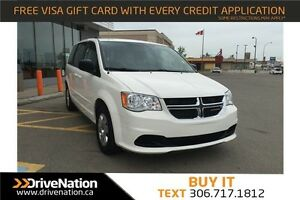 2013 Dodge Grand Caravan SE/SXT ULTIMATE FAMILY VEHICLE!