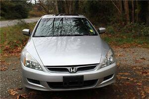 2007 Honda Accord EX V6 Comox / Courtenay / Cumberland Comox Valley Area image 2