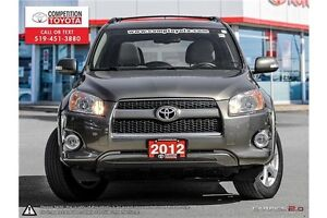 2012 Toyota RAV4 Limited London Ontario image 2