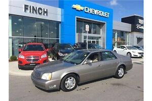 2003 Cadillac DeVille Base SOLD AS IS / AS TRADED