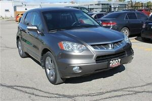 2007 Acura RDX Base | ONLY 103K + Sunrooof+ CERTIFIED + E-Tested Kitchener / Waterloo Kitchener Area image 10