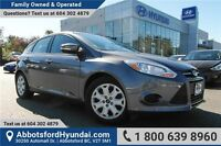 2014 Ford Focus SE W/- Automatic & AM/FM Stereo with CD-Player