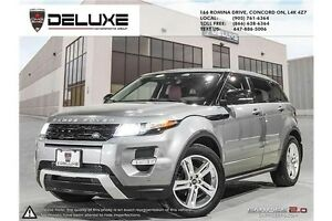 2013 Land Rover Range Rover Evoque Pure DYNAMIC PKG LOADED $2...