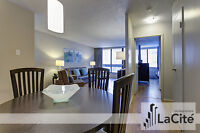 3 1/2 DOWNTOWN MONTREAL - FIRST MONTH FREE FOR NEW LEASES
