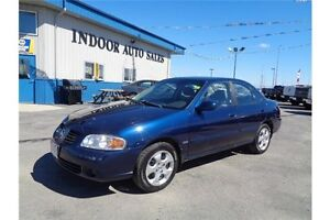 2005 Nissan Sentra 1.8 Special Edition Package 1.8L 4CYL AUTO
