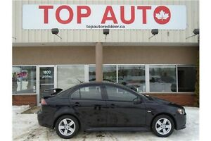 2013 Mitsubishi Lancer GT AWC LEATHER, SUNROOF, ALL WHEEL