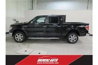 2013 Ford F-150 Lariat Crew Cab - Fully Loaded!