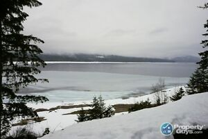 Waterfront acreage with custom home Nakusp Gelena Bay 198249