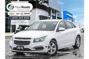2016 Chevrolet Cruze Limited 2LT 2LT | LEATHER, SUNROOF, PWR...