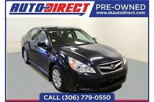 2012 Subaru Legacy 2.5i Convenience Package