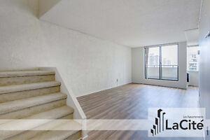 Beautiful 2-storey, 2 bedroom apartment, 1.5 Bath for Rent