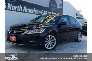 2013 Honda Accord Touring $156 Bi-Weekly