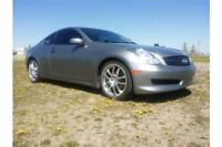 2007 Infiniti G35 Luxury and Performance Collection