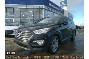 2013 Hyundai Santa Fe XL Luxury   AWD Heated Leather Seats Bl...